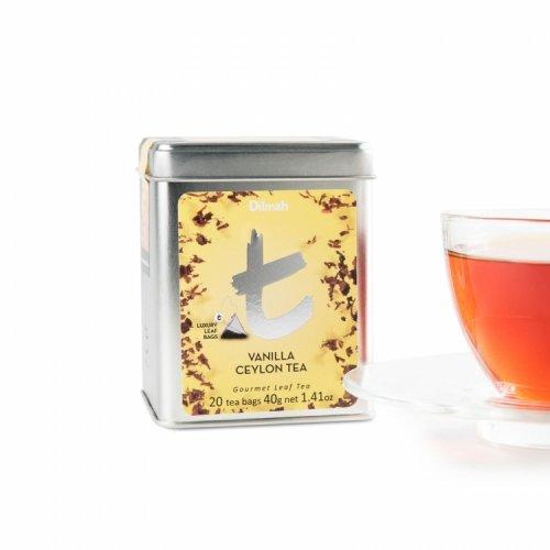 t-Series Vanilla Ceylon Tea