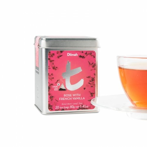 t-Series Rose With French Vanilla