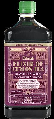 Elixir of Ceylon Tea Black Tea with Rose and Vanilla