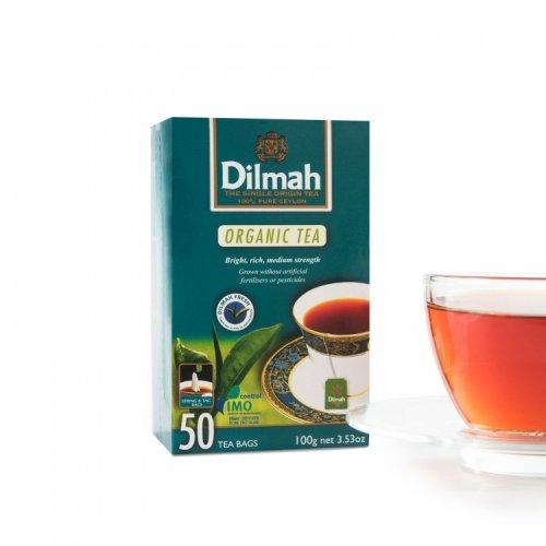 Premium Organic Black Tea