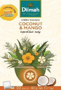 Green Rooibos Coconut & Mango