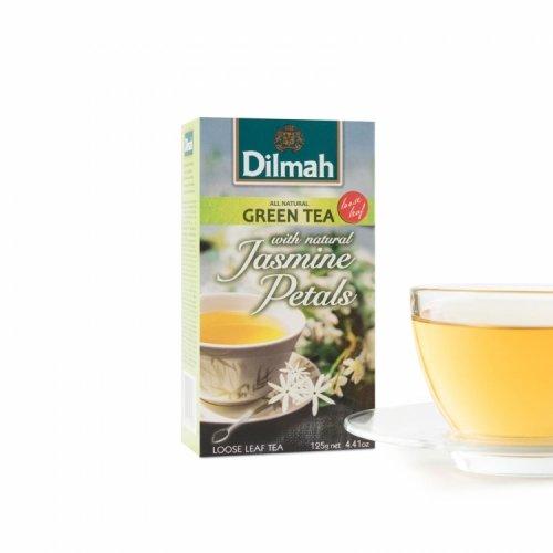 Green Tea with Jasmine Petals