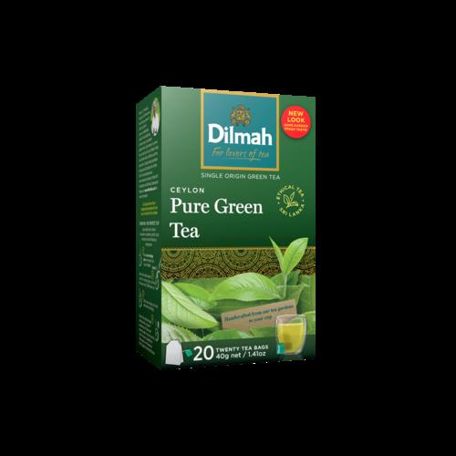 Pure Ceylon Green Tea
