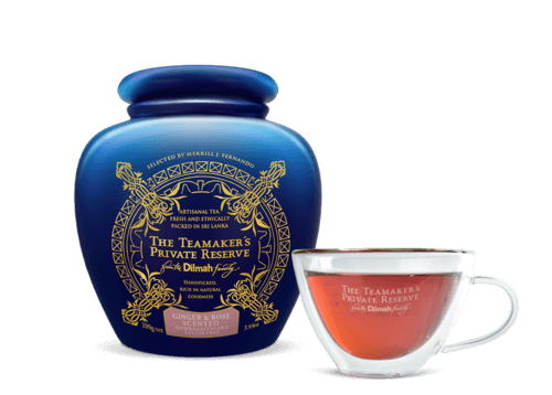 TPR Ginger and Rose scented Dombagastalawa Estate FBOP