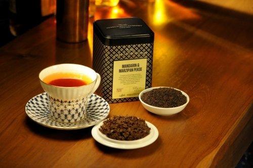 Silver Jubilee Mandarin & Marzipan Pekoe