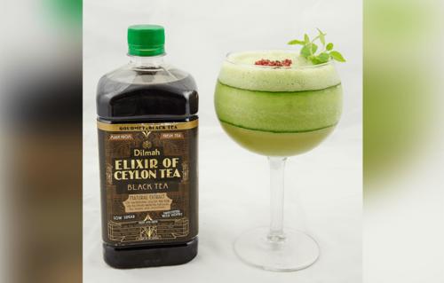 Black Tea - Vege-nation