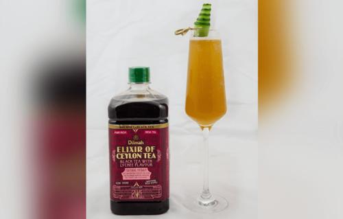 Black Tea Lychee - Dilmah 75
