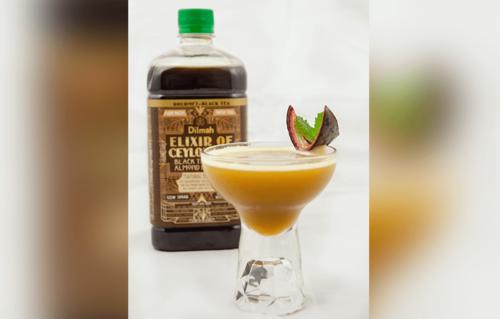 Black Tea Almond - Sober Star
