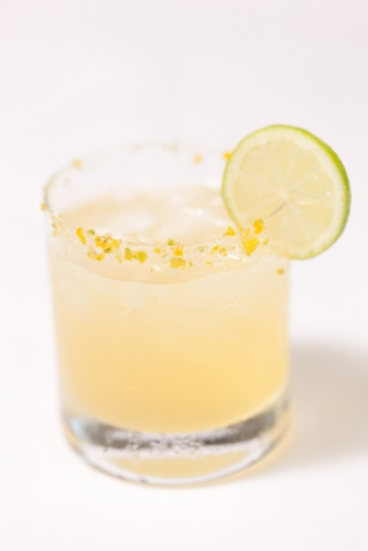 Lively Lime & Orange Fusion Margarita