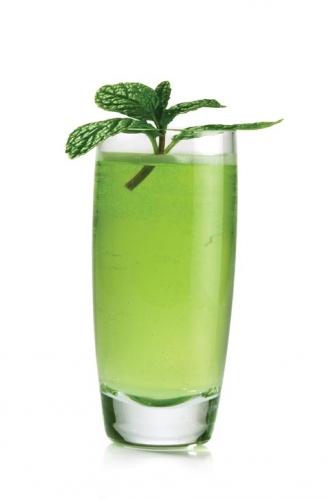 Crème de Dilmah Green t-Shot