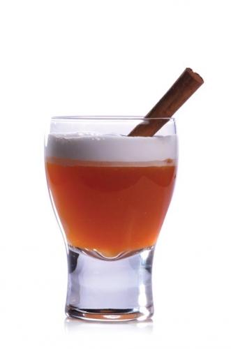 Chilled Cinnamon Tea