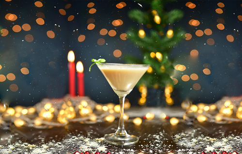 Christmas - White chocolate chai