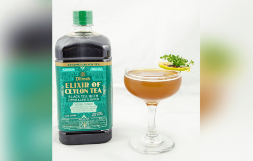 Black Tea Lime & Lemon - Thyme Time