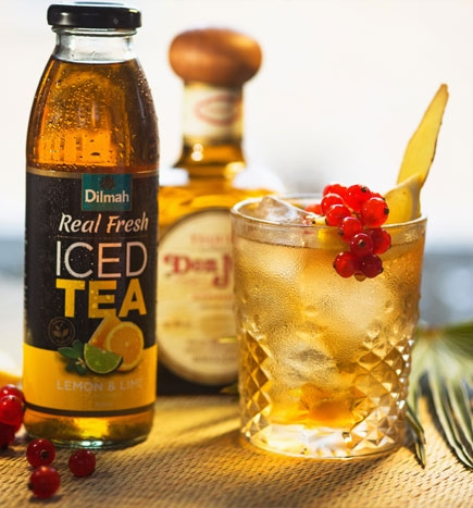 Jimador's iced tea