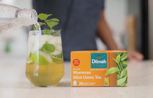 Dilmah Moroccan Mint Tea Mojito