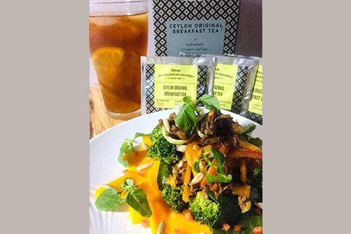 Fresh Resplendent Salad