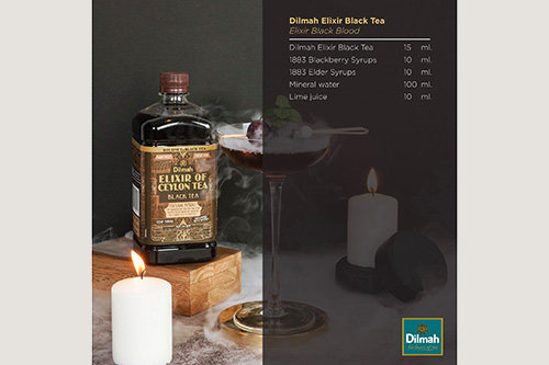 Elixir Black Blood Iced Tea
