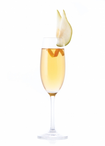 Ceylon Champagne Cocktail