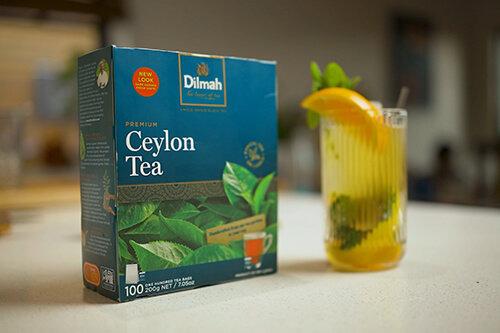 Dilmah Premium Ceylon Tea Kombucha