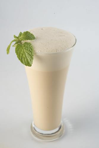 Dilmah Earl Grey Tea Shake