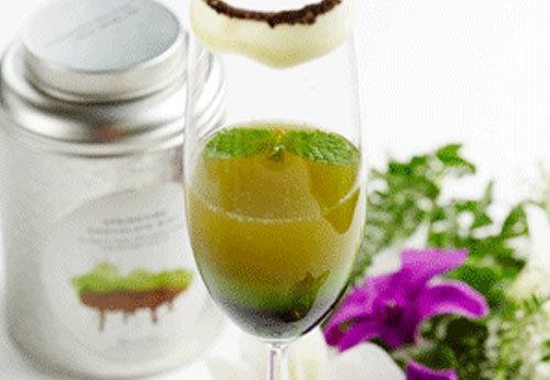 Ceylon Tea With Chocolate & Mint
