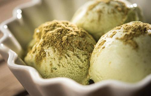 Matcha t Ice Cream