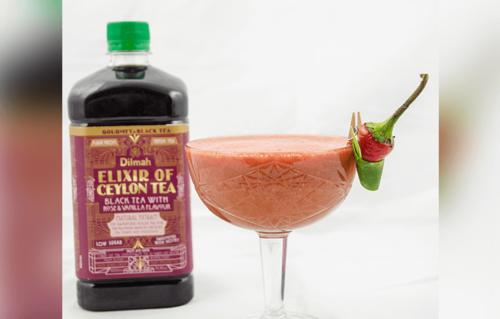 Black Tea Rose & Vanilla - Smooth & Spicy