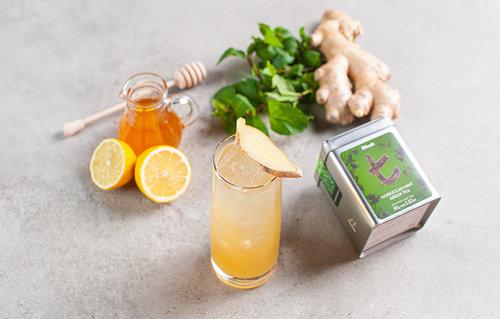 Ginger & Mint Cooler