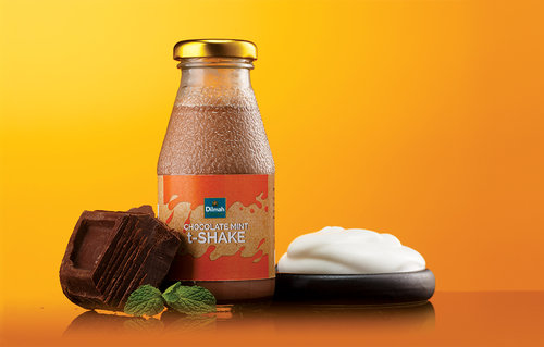 Chocolate mint t-shake