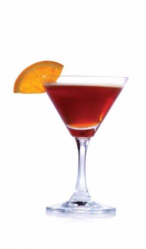 Cognac Vanilla t-Shooter