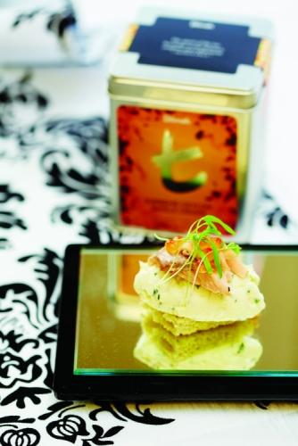 SUPREME CEYLON SINGLE ORIGIN TEA SMOKED RAINBOW TROUT