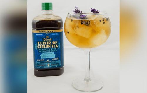 Black Tea Peach & Almond - Spice & Flower Spritz