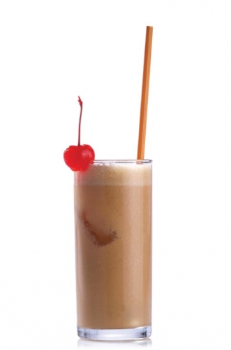 Dilmah Earl Grey Banana Tea Shake