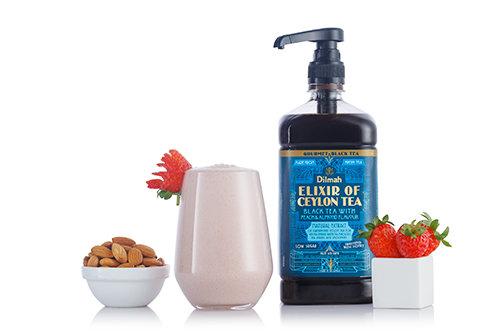 Dilmah Elixir Spring and Almond Smoothie