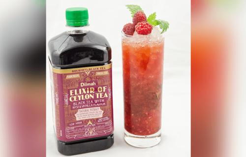 Black Tea Rose & Vanilla - Tea Tonic