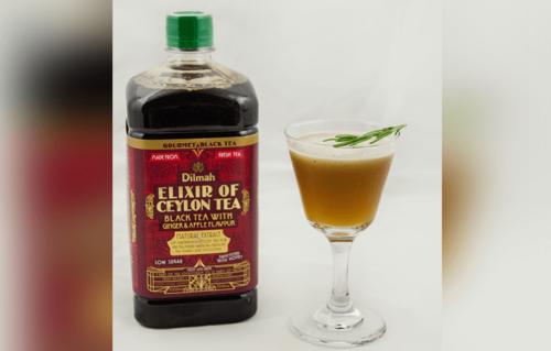Black Tea Ginger & Apple - Fresh & Smoky