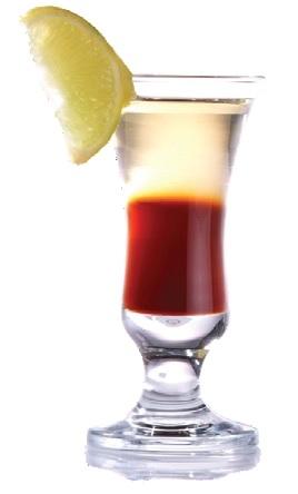 Ceylon White-t-quila Shot