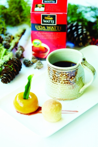 DILMAH UDA WATTE SINGLE REGION CEYLON TEA
