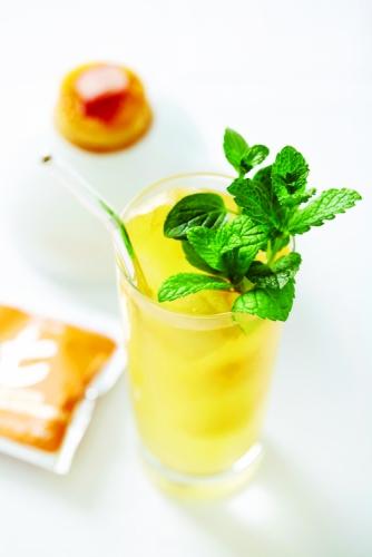 Green Tea Fizz
