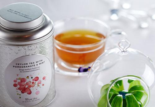 Dilmah Hot Tea Mocktail