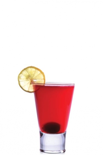 Very Berry Tea Sour