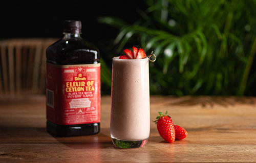 Spicy Berry Shake