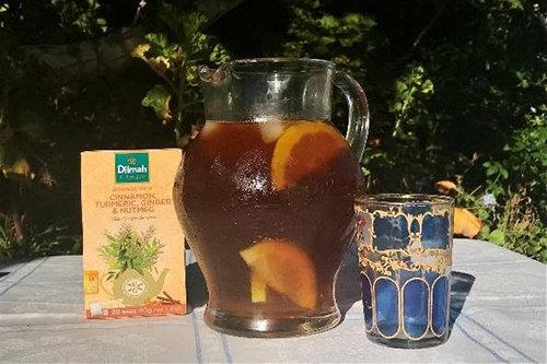 Immunity Boosting Sun Tea