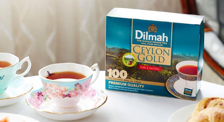 Dilmah Ceylon Gold