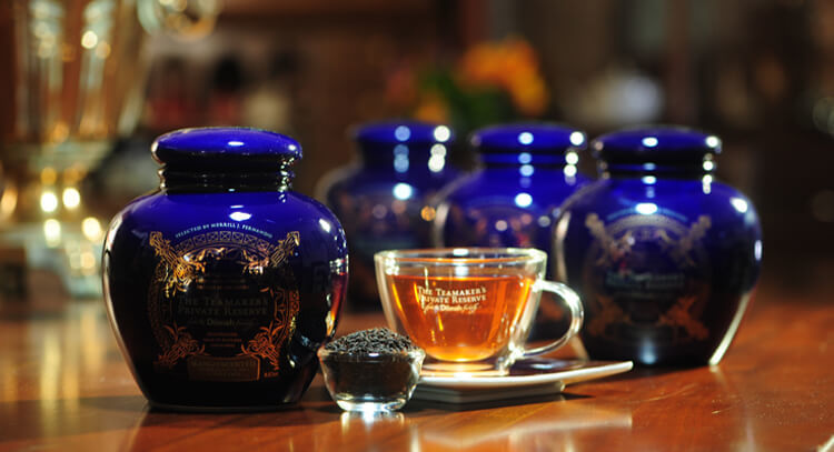 The Teamaker's Private Reserve by Dilmah