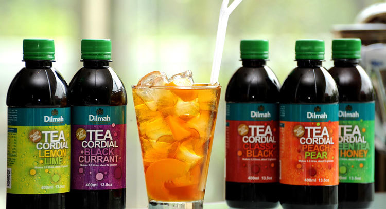 Dilmah Real Tea Cordial