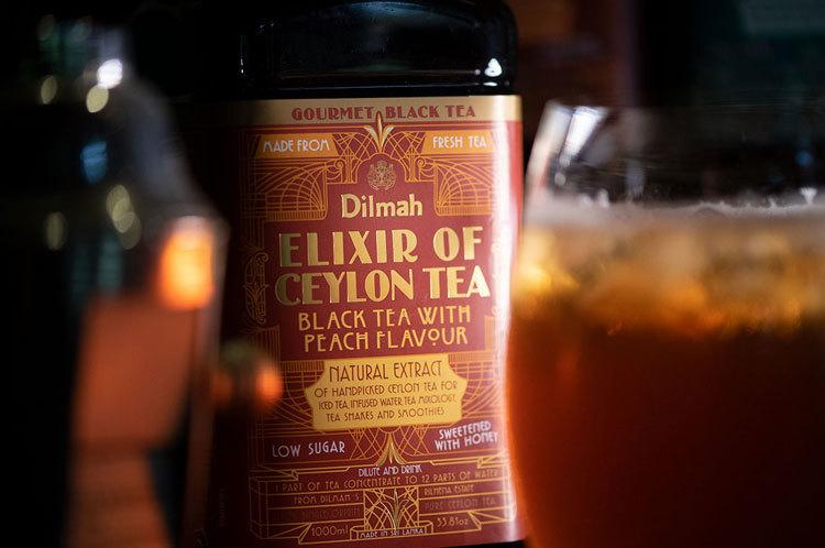Dilmah Elixir of Ceylon Tea