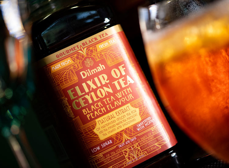 Elixir Of Ceylon Tea - Teextrakt