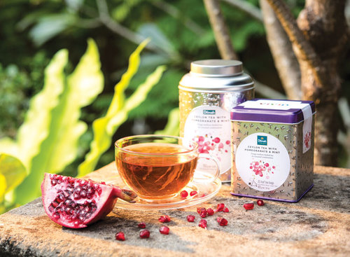 Vivid Tea Selection by Dilmah