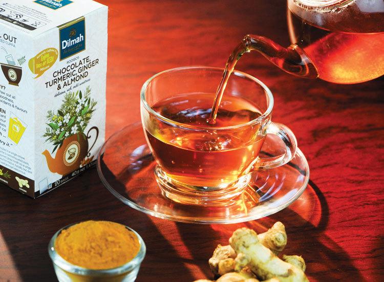 Žolelių arbata DILMAH